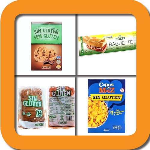 Gluten/Lactose free products